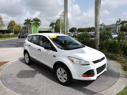 Ford Escape Exhaust - 2014 used ford escape fwd 4dr s at royal palm toyota serving