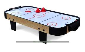 Table Top Hockey Game Gamesson 3ft Buzz Air Hockey Game Table Top Air Hockey