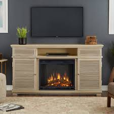 60 Inch Fireplace Tv Stand Real Flame Electric Fireplaces Fireplaces The Home Depot