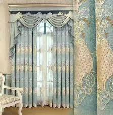 luxury turkish curtains designs velvet electric blackout curtains