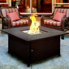 Outdoor Stone Firepits by Outdoor Gas Fire Pit Table 3 Meijiameirong Com