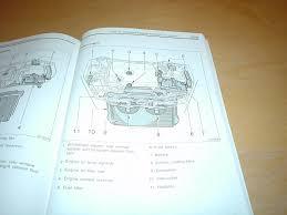 toyota corolla verso owners manual handbook 2004 2009 1 6