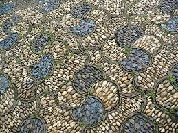 98 best pebble mosaics images on pinterest pebble mosaic stone
