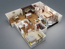 2bhk House Design Plans 54 Best Floor Plans 2bhk Images On Pinterest Architecture