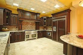 kitchen country kitchen with glow kitchen counter backsplash