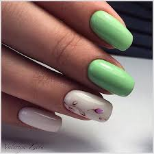 two color shellac nails the best images bestartnails com
