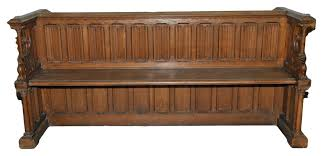 Church Benches Used Church Furniture Ebay