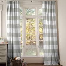 Horizontal Stripe Curtains The Horizontal Striped Curtains