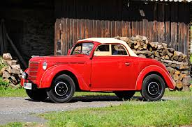 vintage opel car opel kadett roadster rediscovered after 70 years