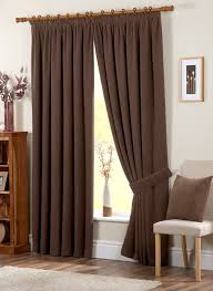Chocolate Curtains Eyelet Chocolate Brown Eyelet Curtains Home Design Ideas