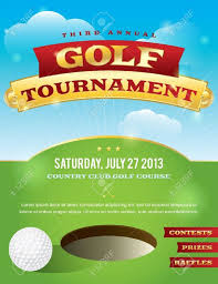 charity golf tournament flyer template free pikpaknews