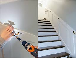 Banister Rail Fixings Iheart Organizing Do It Yourself Stairway Handrail Installation