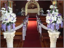 diy church wedding decorations wedding decoration ideas gallery