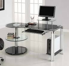 Glass Top Computer Desk Ikea Glass Top Computer Desk Ikea Best Home Template