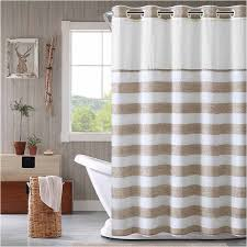 Hookless Vinyl Shower Curtain Best 25 Hookless Shower Curtain Ideas On Pinterest Hotel Shower