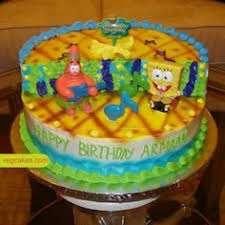 spongebob squarepants cake spongebob cakes for kids best spongebob birthday cake