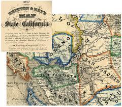 Map Of Sacramento Ca History Of California Travel