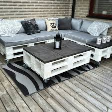 patio furniture with pallets this outdoor seating home ideas pallets