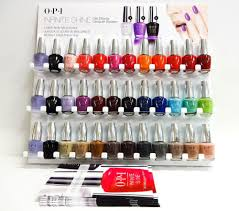 opi nail polish color infinite shine 30 colors base top coat