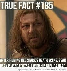 Ned Meme - game of thrones ned stark fact game of thrones memes game of