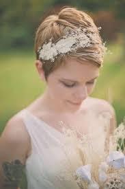 Braut Hochsteckfrisurenen Kurze Haare by The 25 Best Brautfrisur Kurze Haare Ideas On