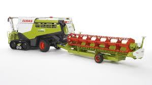 bruder farm toys kavanaghs toys bruder claas lexion 780 terra trac combine harvester