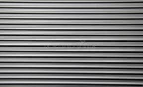 Textured Paneling Corrugated Metal Wall Paneling Royalty Free Stock Images Image
