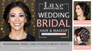 las vegas makeup artist wedding wedding bridal mobile hair stylist makeup artist services