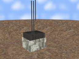 types of foundations for homes shallow foundation wikipedia