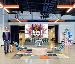 aol offices studio o a archdaily