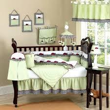 Modern Crib Bedding Bedding Sets Bedroom Space Modern Crib Sheet Care Bears Nursery