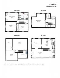 Train Floor Plan by 23 Owen Drive Maplewood 750 000 Sold U2039 Vanessa Pollock