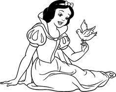 princesas da disney desenhos colorir imprimir pintar