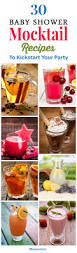 30 fun baby shower mocktails recipes to kickstart your party fun
