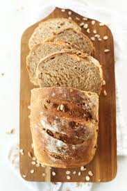 Toasting Bread Without A Toaster Easy Whole Wheat Bread Minimalist Baker Recipes