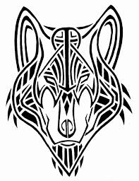 wolf design 2 by gnomage on deviantart