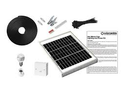Solar Lighting Kits Uk