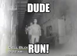 Ghost Meme - ghost hunter logic memes quickmeme