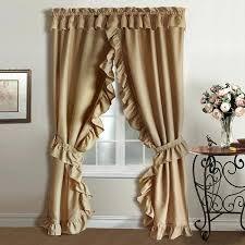 Sheer Ruffled Curtains Ruffled Priscilla Curtains Sheer Ruffled Priscilla Curtains