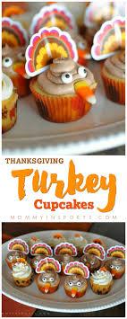 how to bake thanksgiving turkey cupcakes kristen hewitt