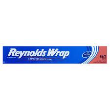 reynolds wrap aluminum foil 150 sf walmart com