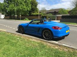 voodoo blue porsche images tagged with ptsspyder on instagram