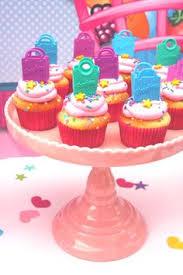 here is my vanilla cake oversized shopkins d u0027lish donut cake i
