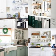 diy kitchen cupboard ideas 15 inspiring before after kitchen remodel ideas must see