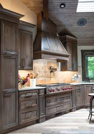kitchen remodel with wood cabinets before after kitchen remodel slope inspired karr bick