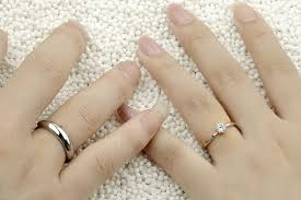 korean wedding rings bague femme picture more detailed picture about silver color