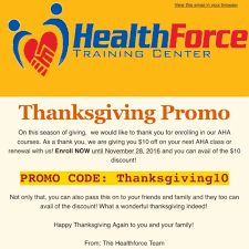 happy thanksgiving family and friends healthforce training center 658 newark avenue jersey city nj cpr