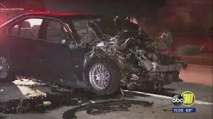car crash abc30 com