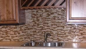 vibrant ideas kitchen glass mosaic backsplash kitchen and decoration