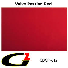 g2 brake caliper paint systems 612 volvo passion red color match